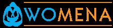 WOMENA Horizontal Logo Larger
